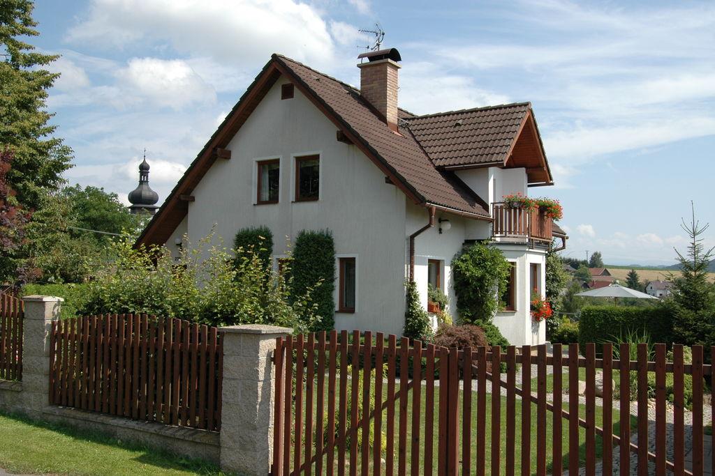 Vakantiehuizen in Tsjechië met zwembad - Reuzengebergte