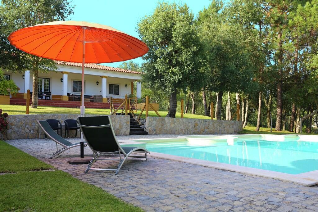 Salir-de-Matos- Villa met zwembad  met wifi te huur