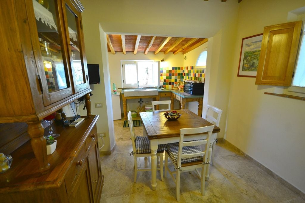Vakantiewoning Italië, Toscana, Bibbona Appartement IT-00012-65