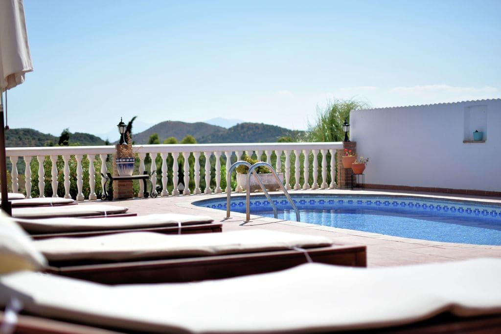 Vakantiewoning  huren Andalucia - Villa ES-29150-03 met zwembad  met wifi
