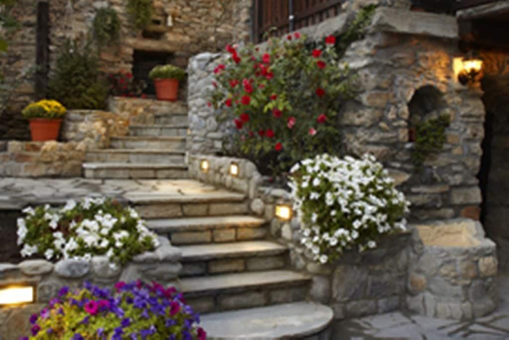 Vakantiewoning italie - Val-daosta Chalet IT-11010-15   met wifi