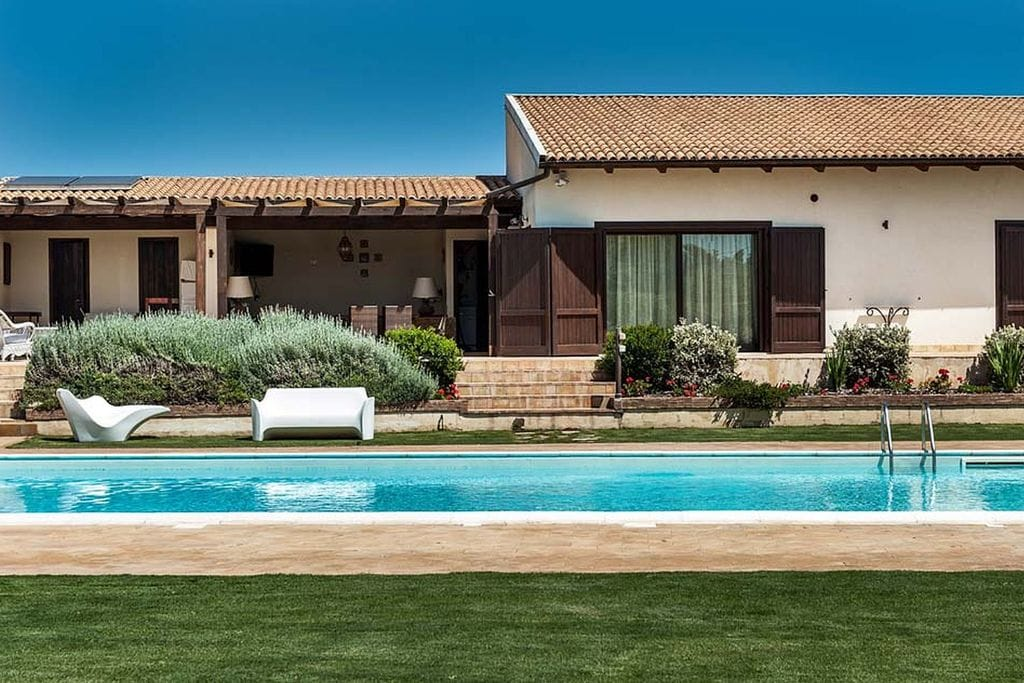 Vakantiewoning italie - Sicilia Villa IT-96010-23 met zwembad  met wifi