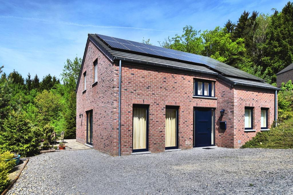 Moderne woning in de Ardennen met sauna - Boerderijvakanties.nl