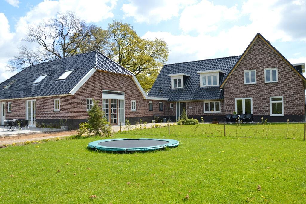 Vakantiewoning met fantastisch vrij uitzicht en groot terras in hartje Achterhoek - Boerderijvakanties.nl