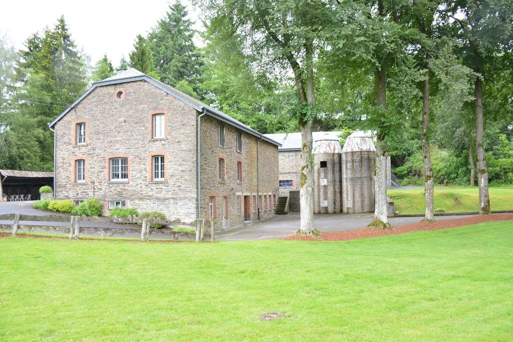 Mooi vakantievakantiehuis in de Ardennen bij een rivier - Boerderijvakanties.nl