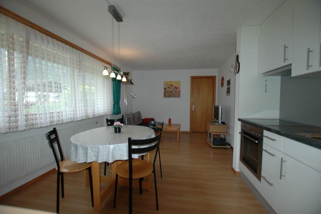 Vakantiewoning Zwitserland, Graubunden, Unterterzen Appartement CH-8882-04
