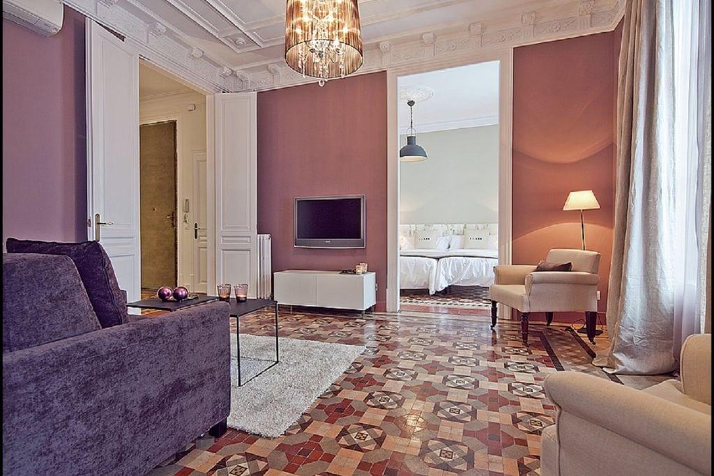 Villa huren in Costa de Barcelona -   met wifi  voor 6 personen  Luxe appartement die onlangs geren..