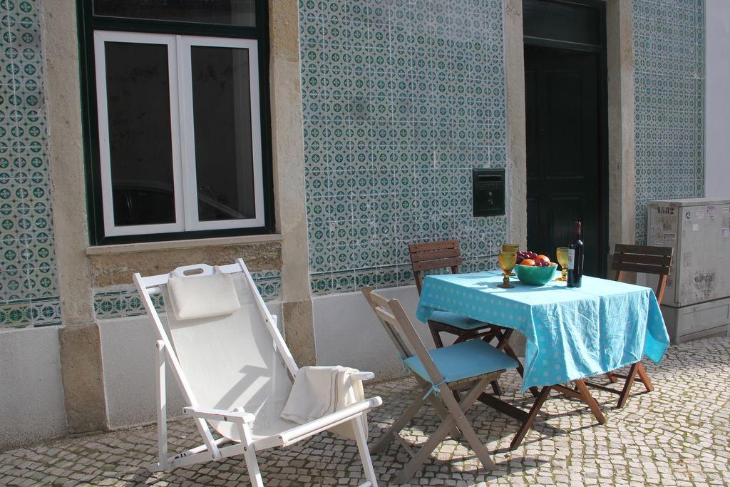 Vakantiewoning  huren Lisboa - Appartement PT-1100-24   met wifi