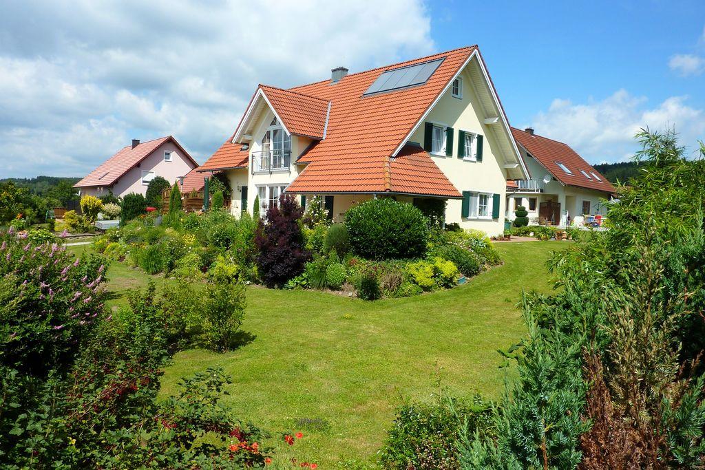 Sfeervol appartement in Beieren met balkon - Boerderijvakanties.nl