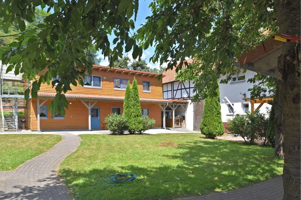 Vakantieboerderij in Hessen met dieren en speeltoestellen - Boerderijvakanties.nl