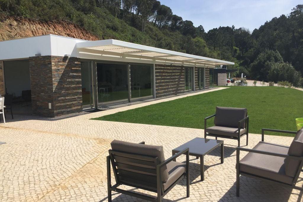 Cela-Velha- Villa met zwembad  met wifi te huur