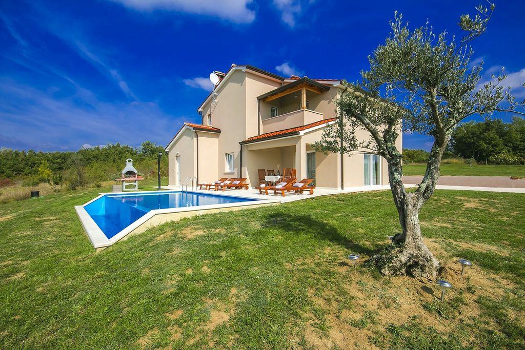 Vakantiewoning Kroatië, Istrie, Karojba Villa HR-52423-05