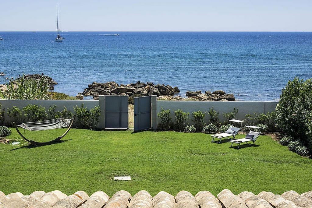Vakantiewoning italie - Sicilia Villa IT-96100-62   met wifi
