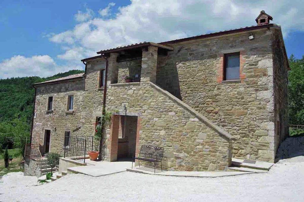 Vakantiewoning italie - Marche Vakantiewoning IT-52038-01 met zwembad  met wifi
