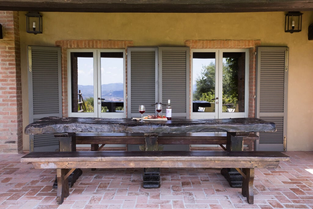 Rustieke villa op een wijnlandgoed met een privézwembad - Boerderijvakanties.nl