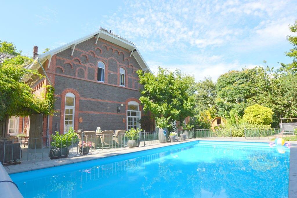 Villa huren in Limburg - met zwembad  met wifi met zwembad voor 14 personen  De sprookjesachtige uitstraling va..