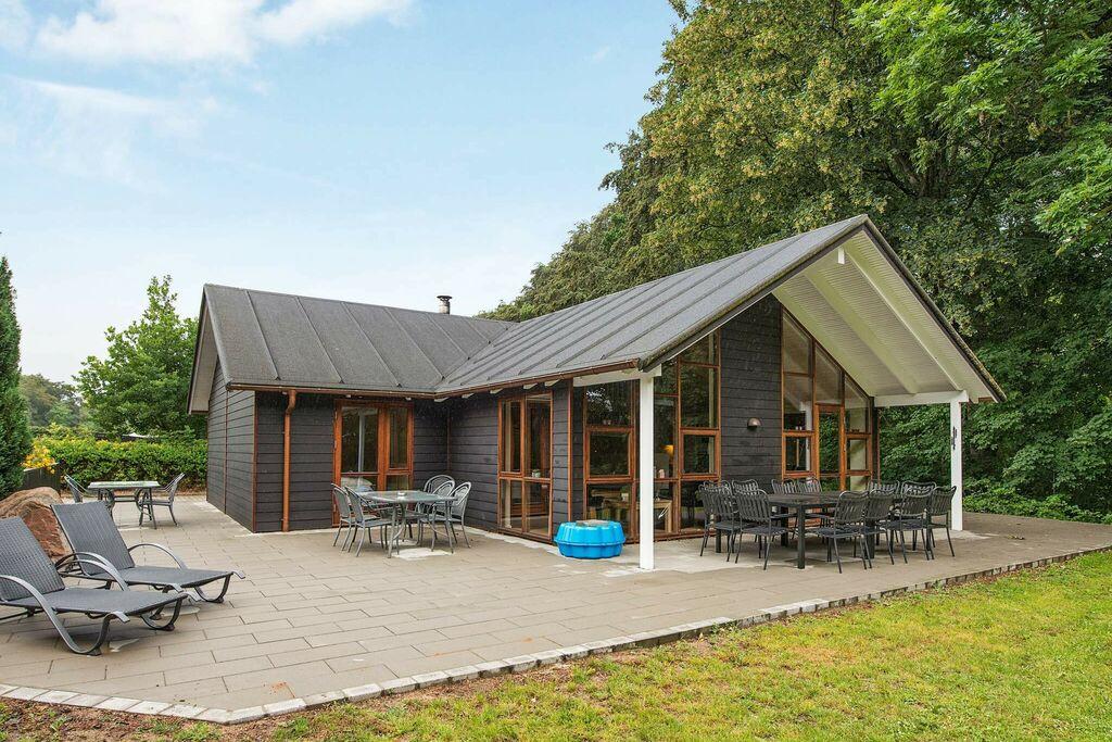 Gezellig vakantiehuis in Aabenraa met sauna en jacuzzi