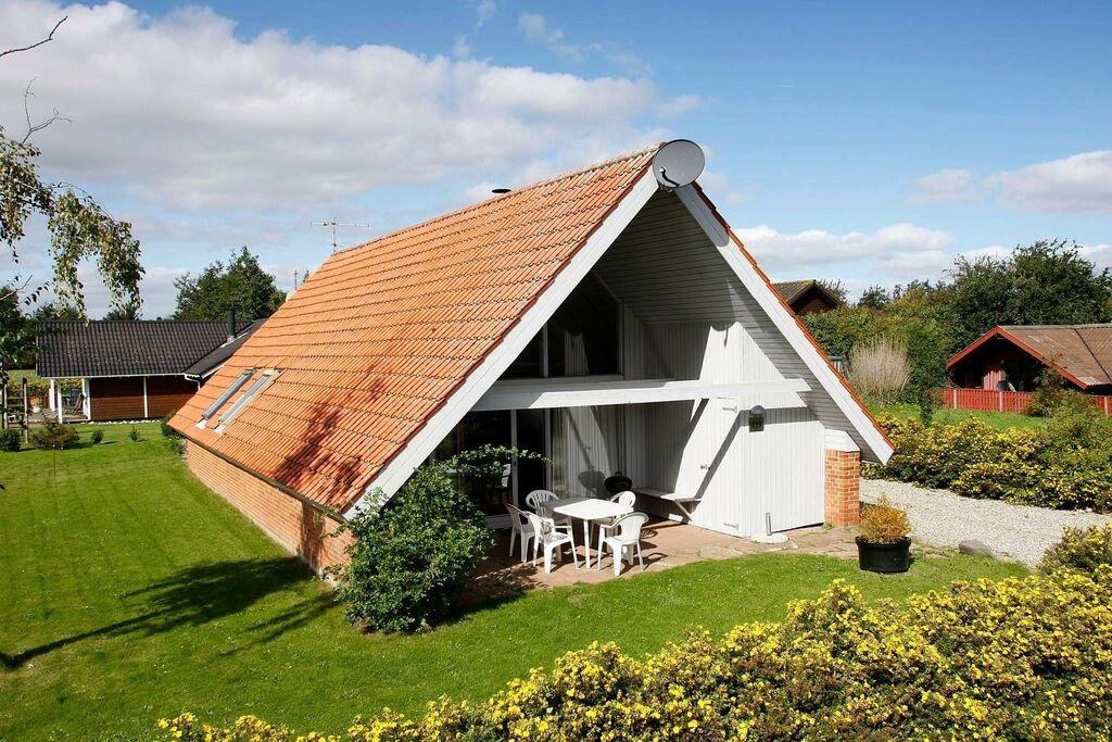 Luxe vakantiehuis in Juelsminde dicht bij de Noordzee