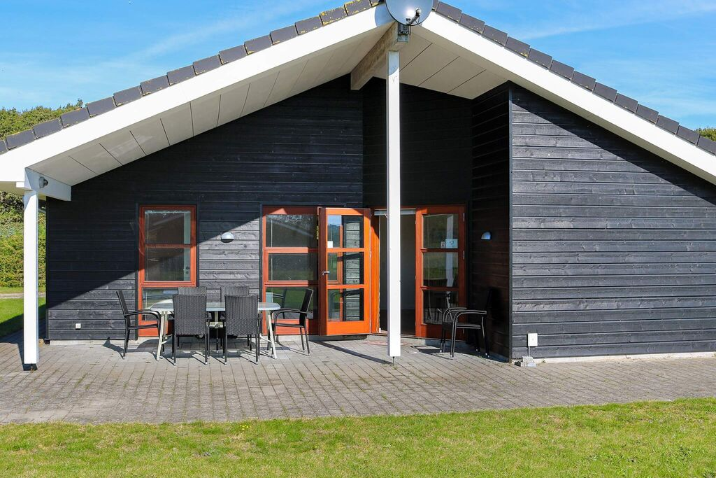 Prachtig vakantiehuis in Storvorde Jutland met sauna