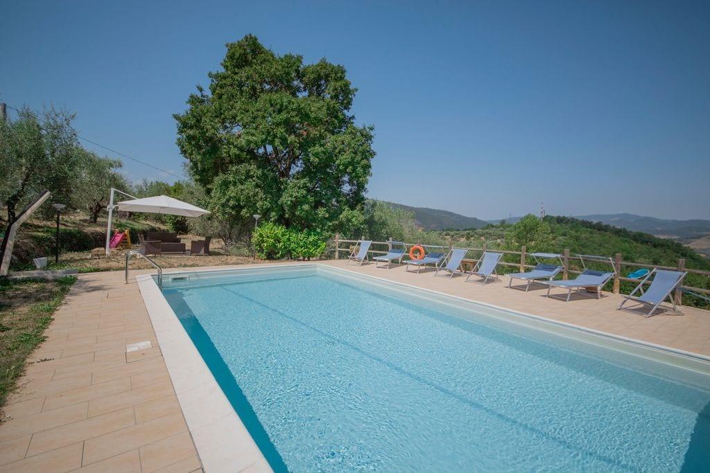 Charmante villa in Toscane met zwembad - Boerderijvakanties.nl