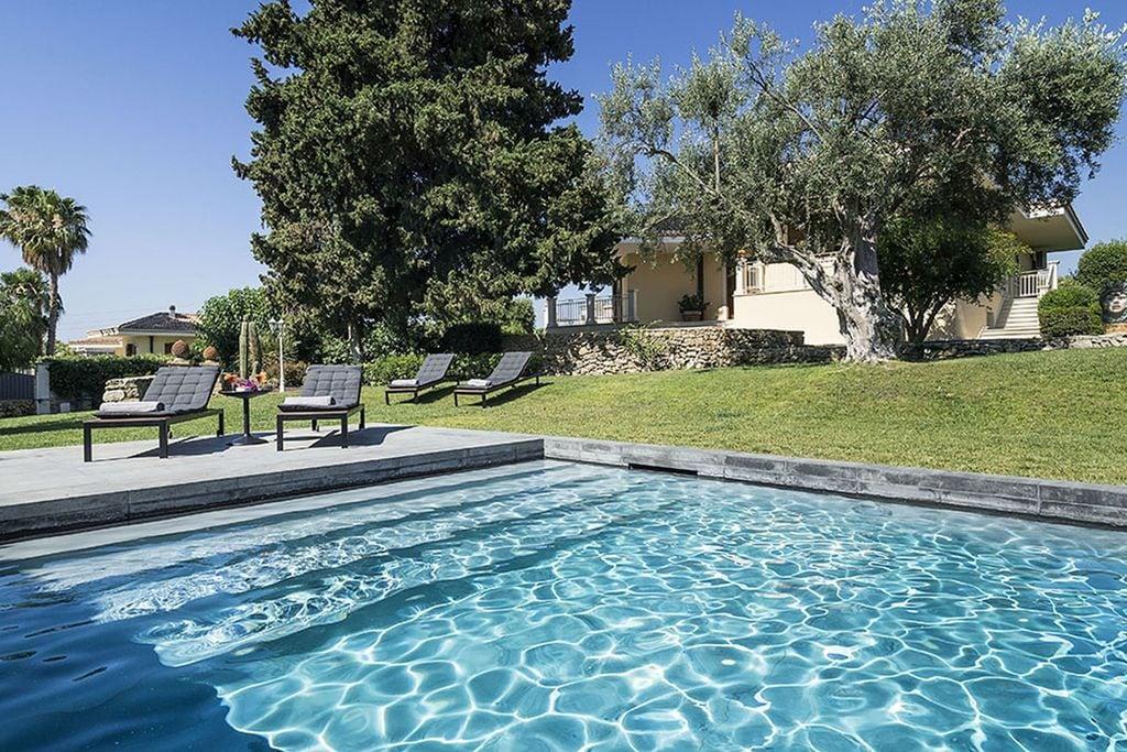 Vakantiewoning italie - Sicilia Villa IT-96100-63 met zwembad  met wifi