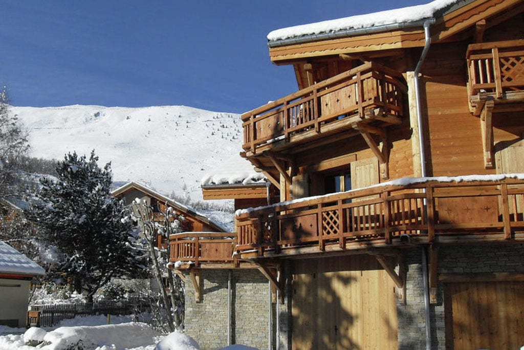 Vakantiewoning Frankrijk, Rhone-alpes, Les Deux Alpes Chalet FR-38860-64