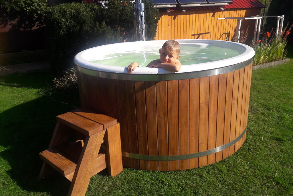 Brodnica-Górna- Vakantiewoning met zwembad  met wifi te huur