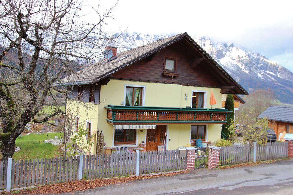 Royaal appartement in Steiermark nabij skigebied - Boerderijvakanties.nl
