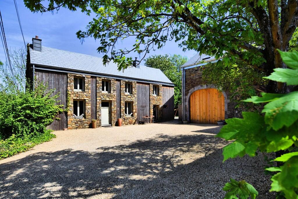 Elegante boerderij in Durbuy met sauna - Boerderijvakanties.nl