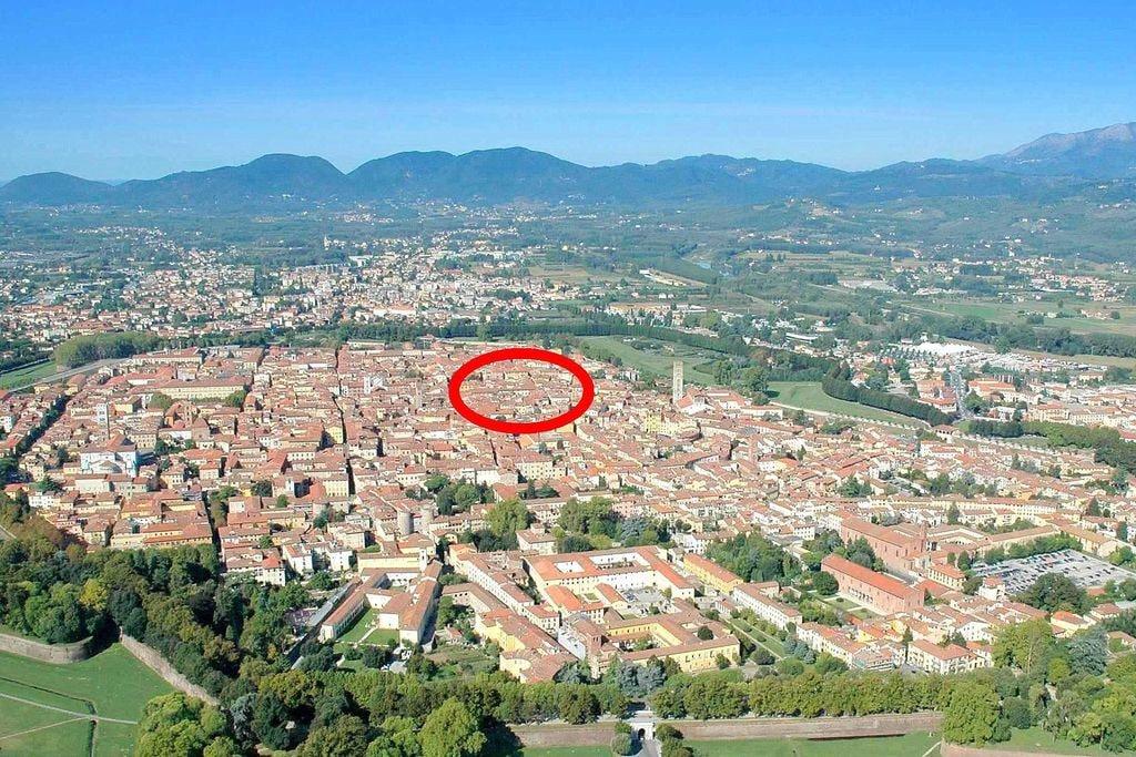 Vakantiewoningen Lucca te huur Lucca- IT-55100-460   met wifi te huur