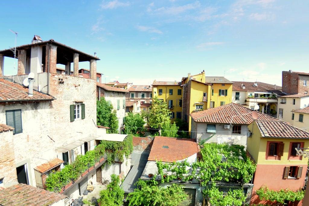 Vakantiewoningen Lucca te huur Lucca- IT-55100-461   met wifi te huur