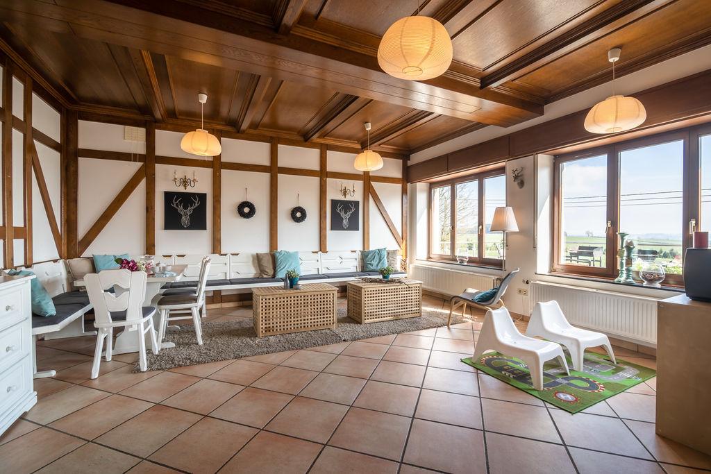 Ruim vakantiehuis in de Ardennen op het platteland - Boerderijvakanties.nl