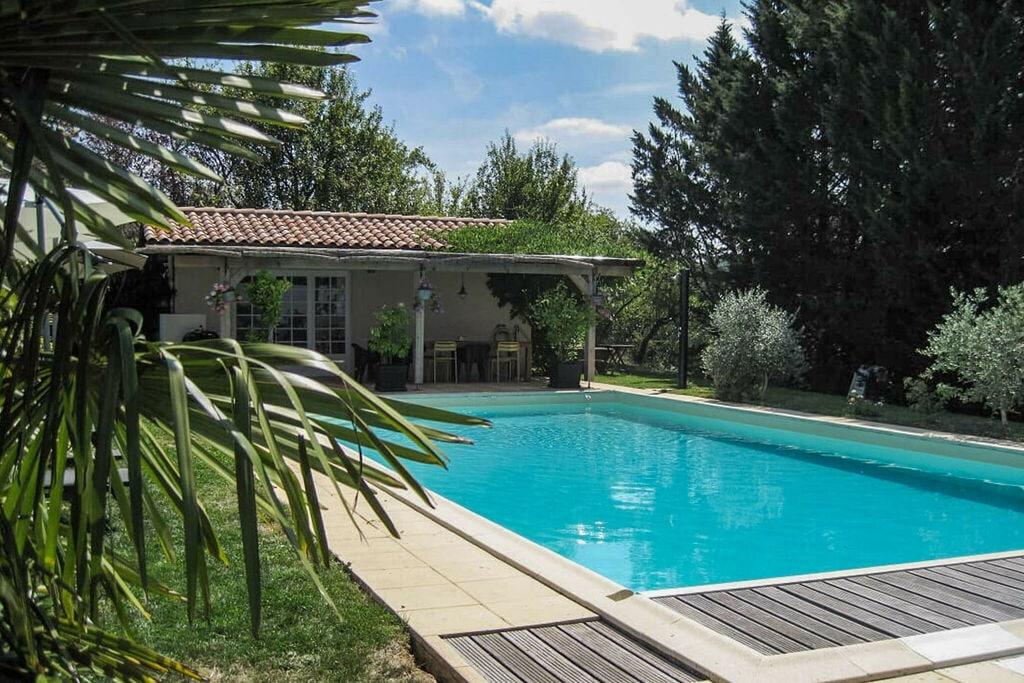 Schitterend gelegen vakantiehuis in Gaujan, met privézwembad - Boerderijvakanties.nl