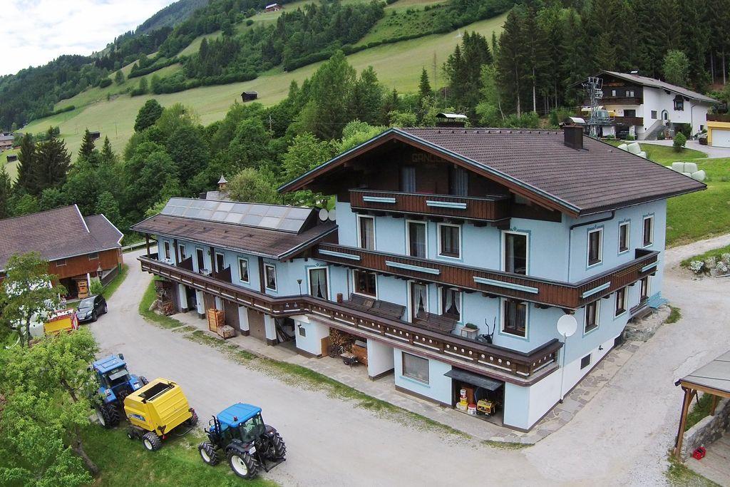 Comfortabel appartement in Salzburgerland met zonnig balkon - Boerderijvakanties.nl