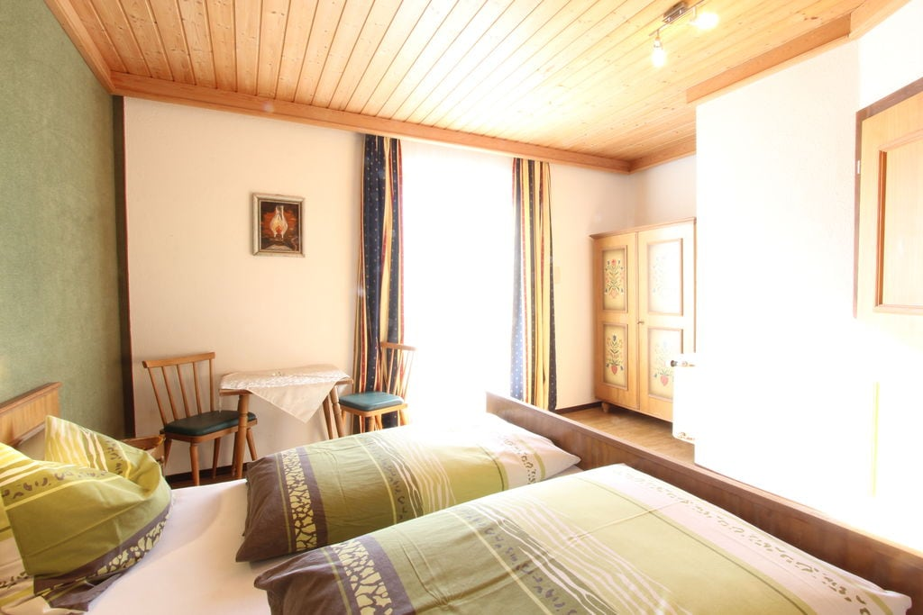 Sfeervol appartement in Oostenrijk met uitzicht - Boerderijvakanties.nl