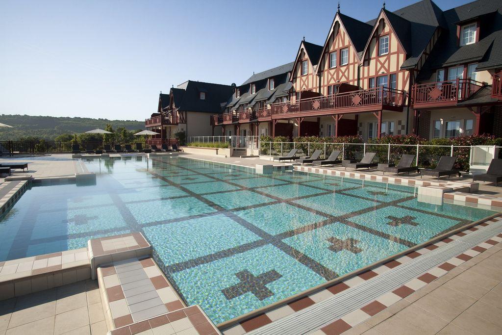 Vakantiewoning Frankrijk, Normandie, Houlgate Appartement FR-14510-04