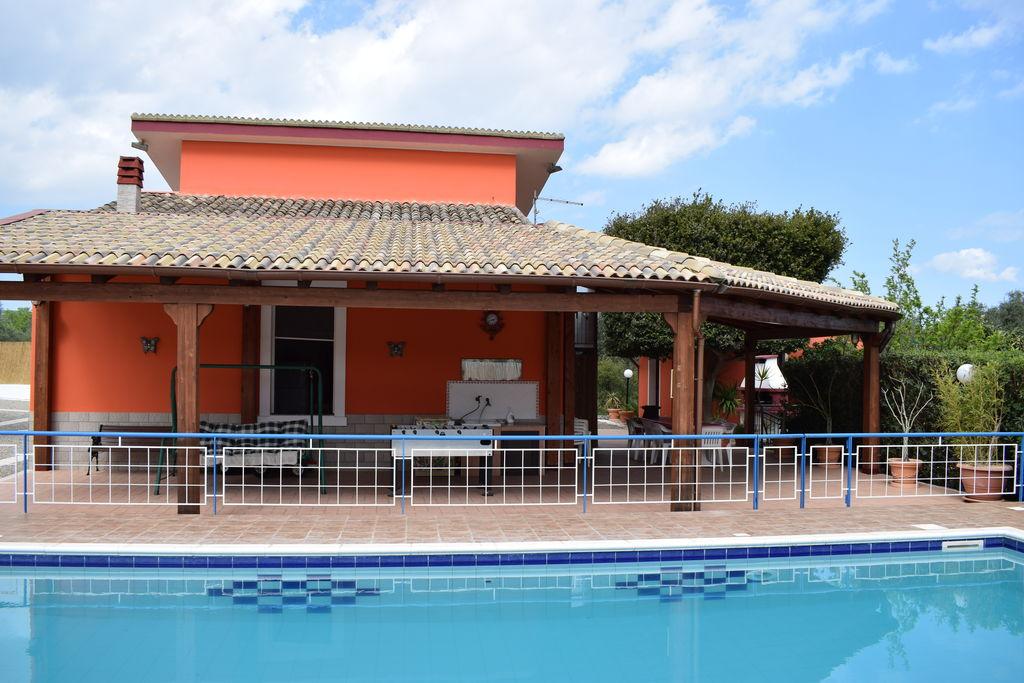 Vakantiewoning Italië, Sicilia, Floridia vakantiewoning IT-00016-66