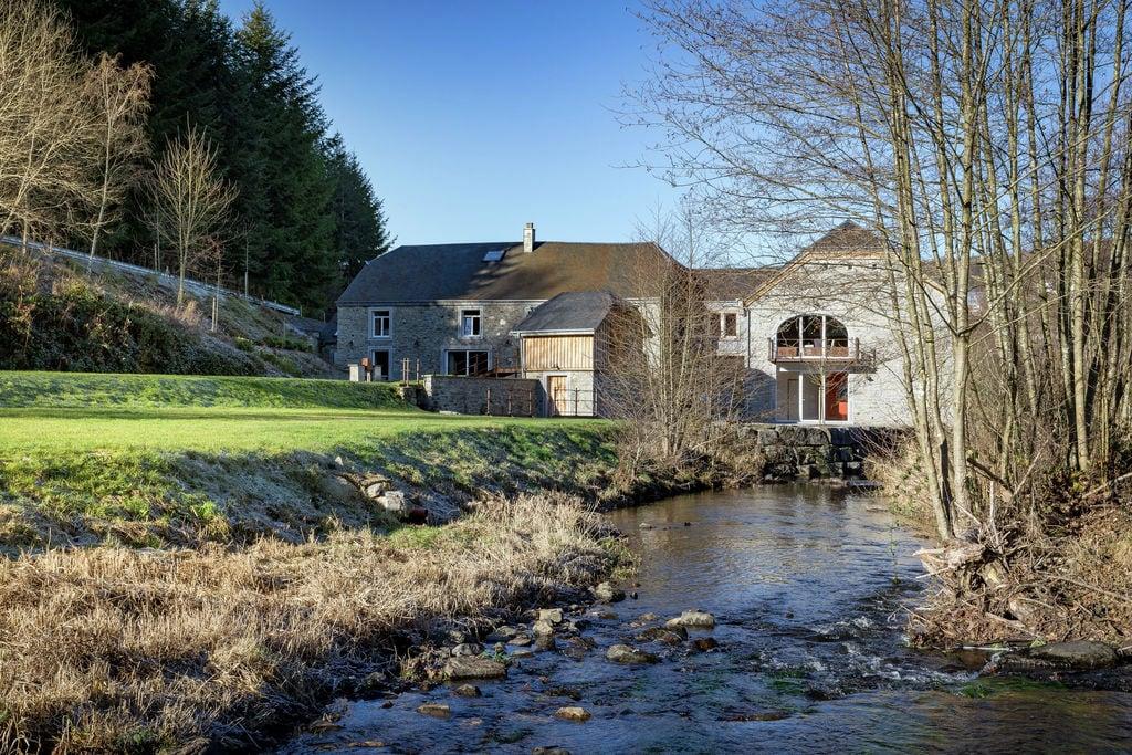 Gezellige vakantiewoning in Gedinne dicht bij het bos - Boerderijvakanties.nl