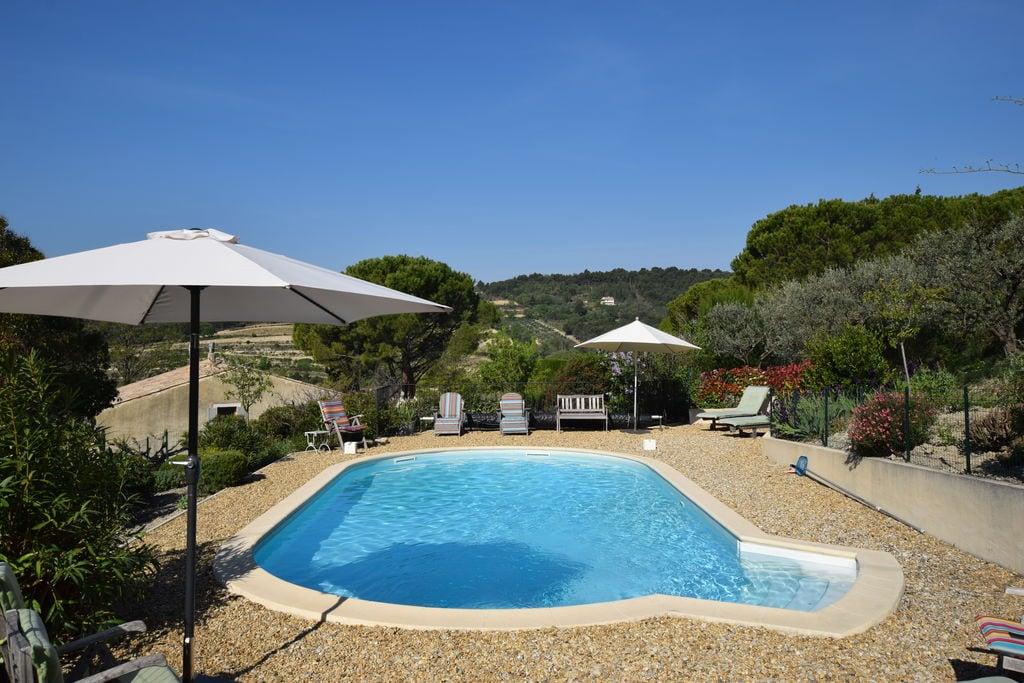 Appartement huren in Drome - met zwembad  met wifi met zwembad voor 2 personen  In deze streek, gekenmerkt door zi..