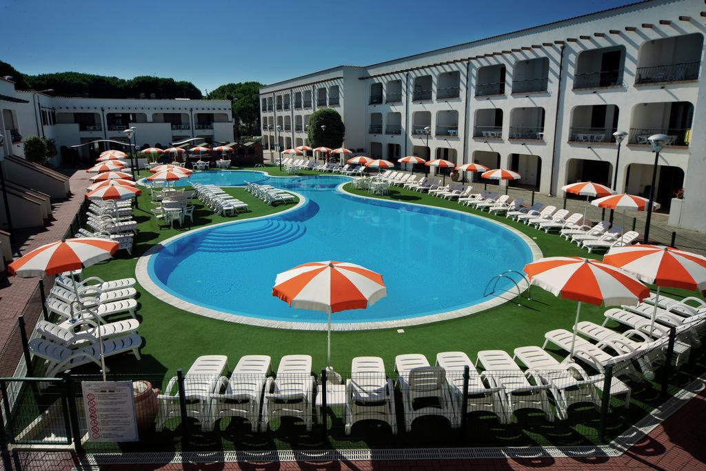 Vakantiewoning  huren Lido-di-Spina - Appartement IT-44029-19 met zwembad  met wifi