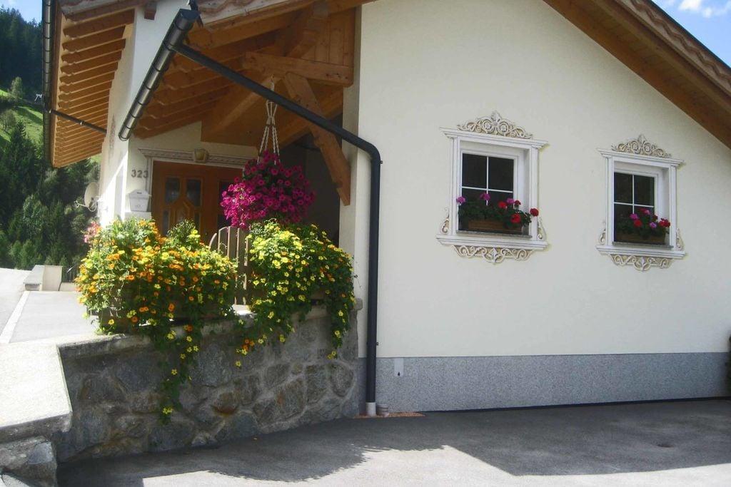 Nieuw appartement in Tirol direct aan de skipiste - Boerderijvakanties.nl