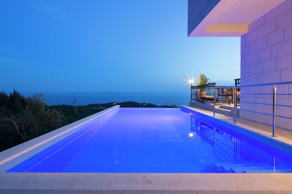 Vakantiewoning Kroatië, Dalmatie, Makarska Villa HR-00004-08