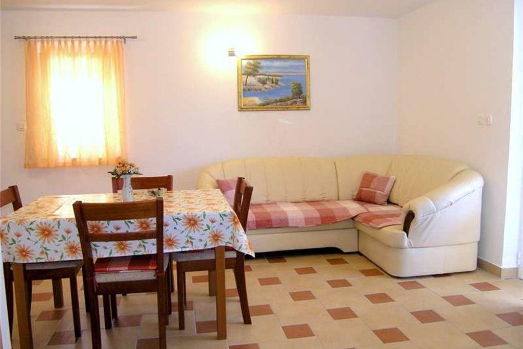Vakantiewoning Kroatië, eld, Krk Appartement HR-00004-13