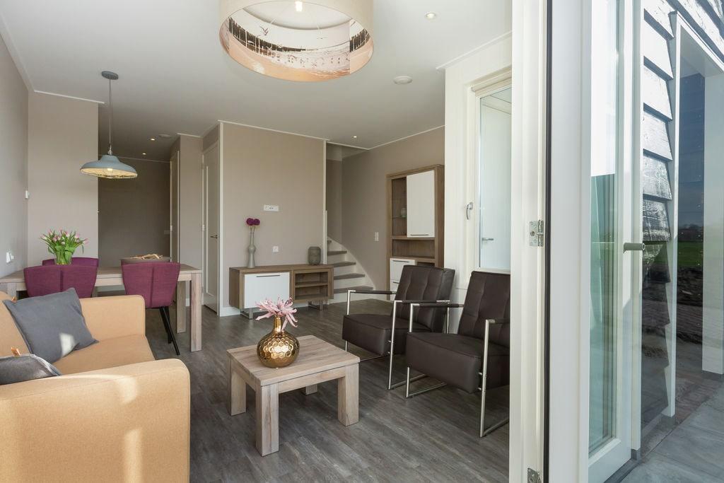Luxe vakantiewoning met sunshower aan rand van het mooie Oostkapelle - Boerderijvakanties.nl