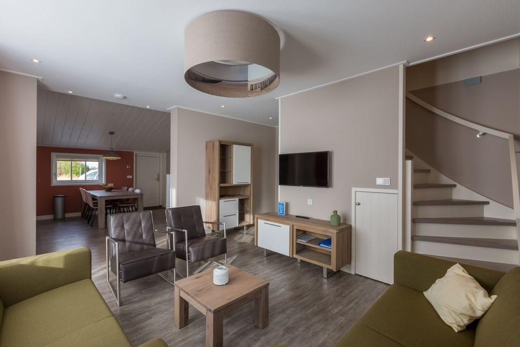 Luxe vakantiewoning voor 6 personen aan de rand van het mooie dorp Oostkapelle - Boerderijvakanties.nl
