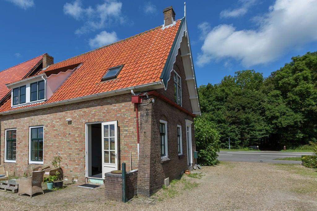 Authentieke boerderijwoning in Oostkapelle bij het strand - Boerderijvakanties.nl