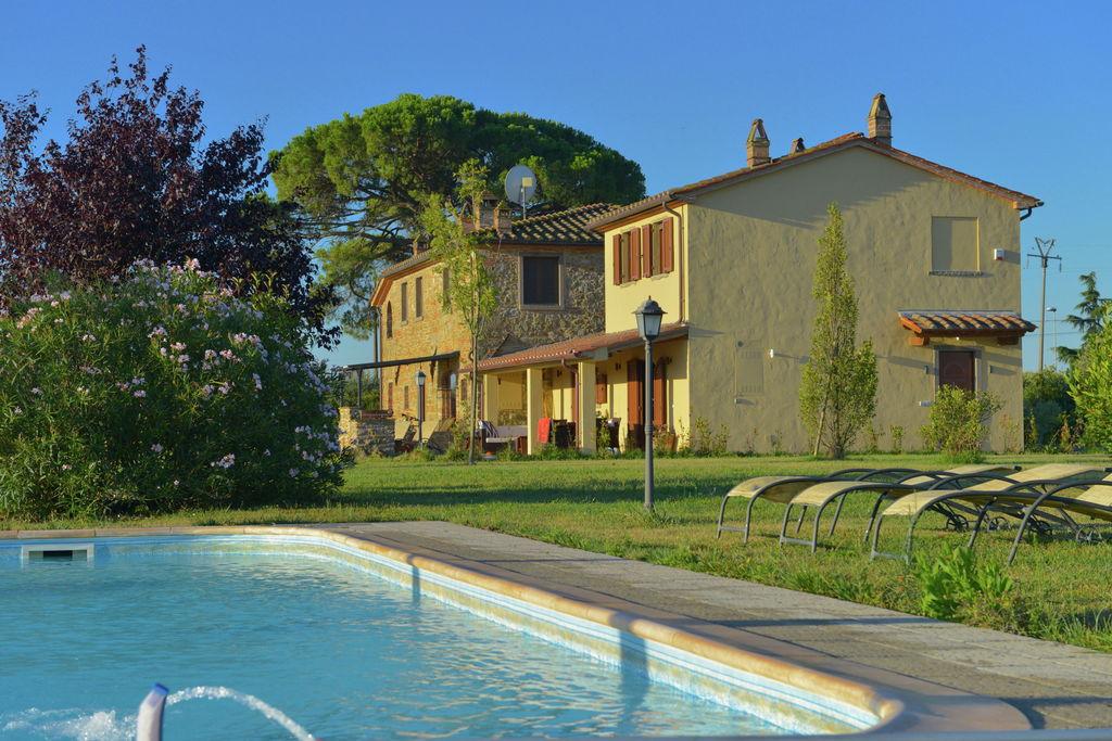 Vakantiewoning italie - Toscana Villa IT-00018-100 met zwembad  met wifi
