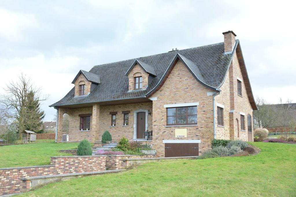Comfortabele villa met sauna en veel spellen, ideaal voor gezinnen met kinderen - Boerderijvakanties.nl