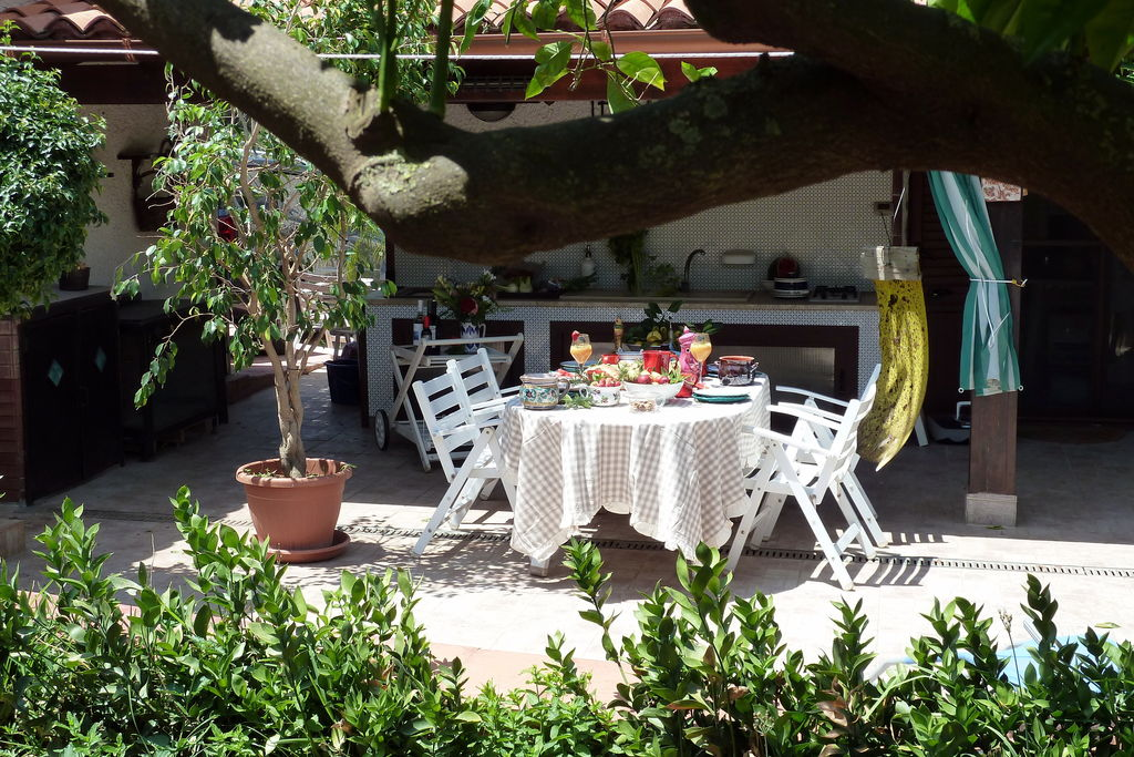 Vakantiewoning italie - Sicilia Villa IT-00019-91 met zwembad  met wifi