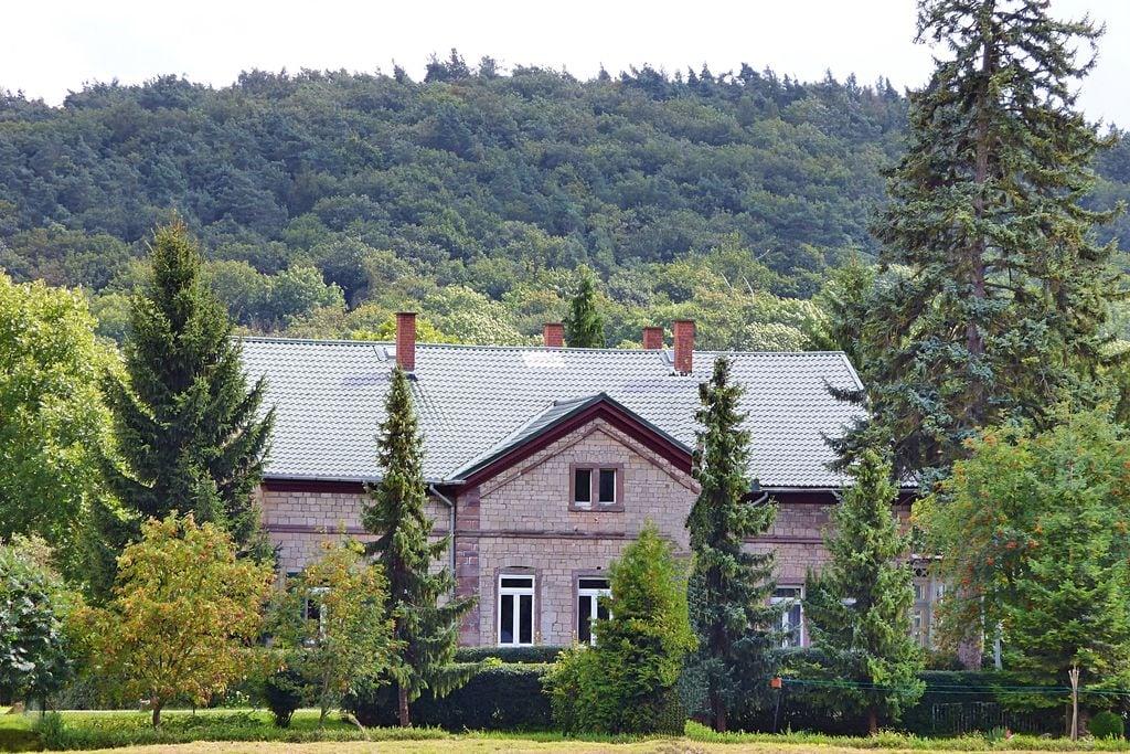 Appartement huren in Thuringen -   met wifi  voor 4 personen  Oldisleben is een dorpje gelegen a..